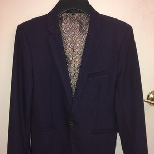 Other - Purple blazer/sport jacket